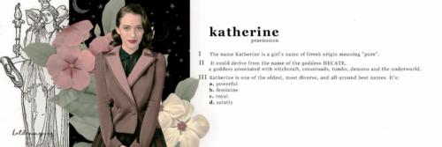 katherine dictionary