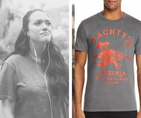 Yacht's Pizzeria Oversized T-Shirt