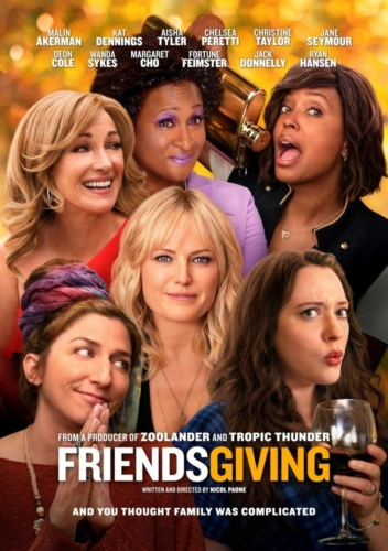 friendsgiving poster